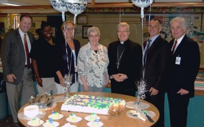 Sister Nancy Ferguson Celebrates Jubilee