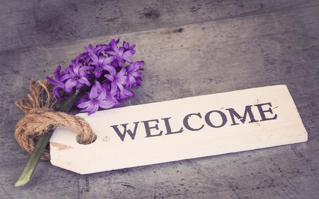 Welcome New Volunteers