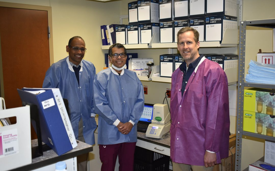 Trinity Health System Announces In-house COVID-19 Testing
